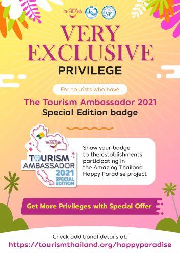Happy Paradise - TAT Tourism Authority of Thailand
