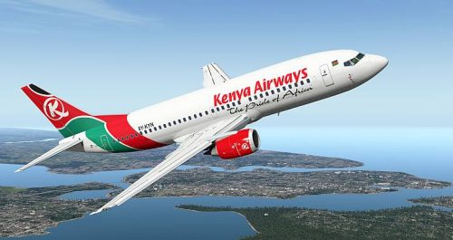 Kenya Airways Signs Strategic Alliance with South African Airways