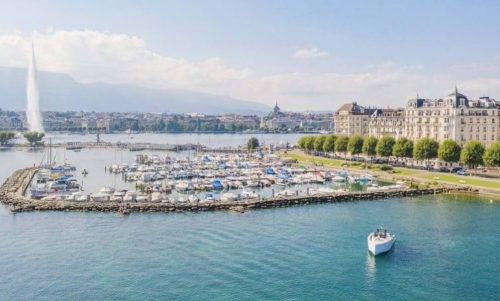 New Oetker Collection Hotel Set to Become Beacon of Elegance in Geneva