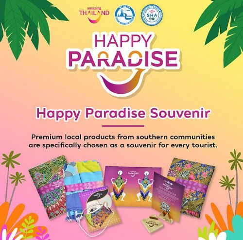 TAT Spread Happiness & Built Confidence for Tourists & Communities with Happy Paradise Campaign