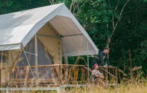 Cardamom Tented Camp Earns Top 100 Green Destinations Award
