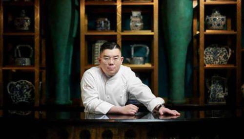 Chef Zhang Presents Bold New Menu at Golden Flower Restaurant Macau